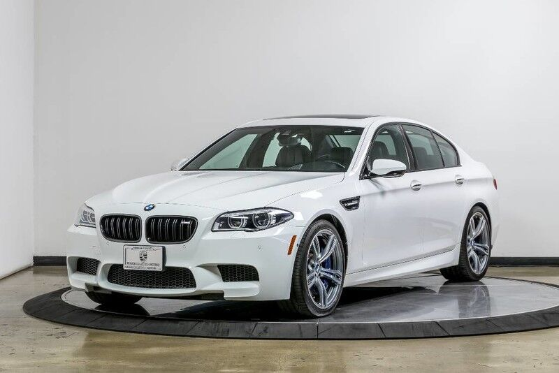 2015 BMW M5 MSRP $109,680 1 Owner Costa Mesa CA