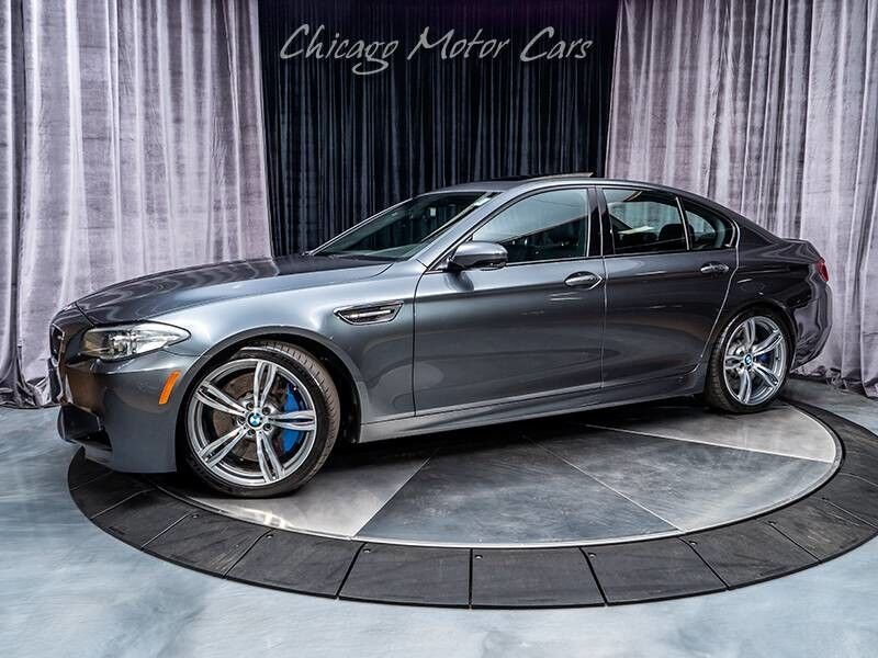 2015_BMW_M5_Sedan **560 HORSEPOWER!**_ Chicago IL