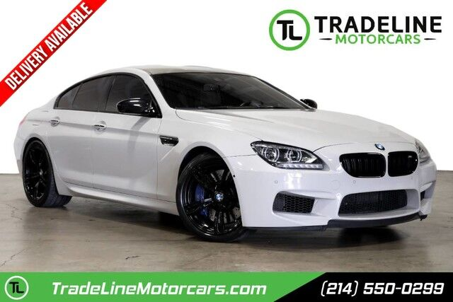 2015 BMW M6  CARROLLTON TX