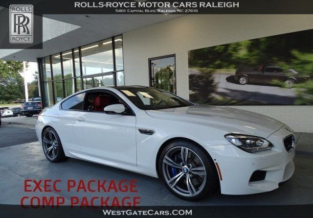 2015 BMW M6 2DR CPE Raleigh NC