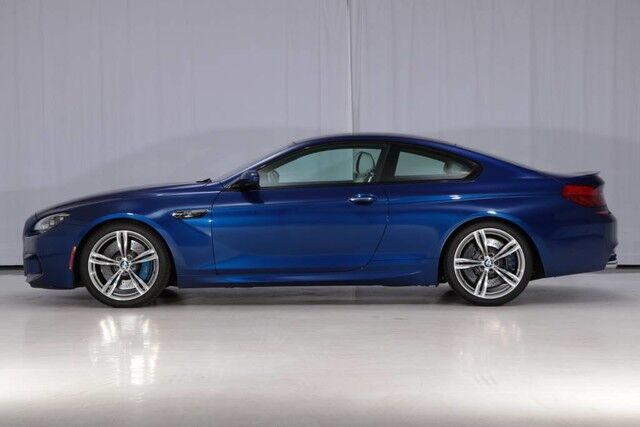 2015 BMW M6 Coupe 6MT West Chester PA