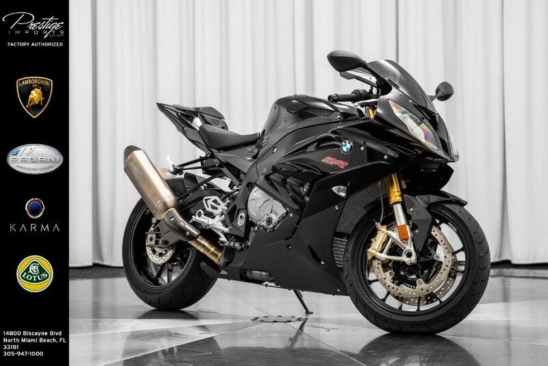 2015_BMW_S1000RR__ North Miami Beach FL
