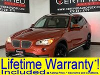 BMW X1 SDRIVE28i NAVIGATION PANORAMIC ROOF REAR CAMERA PARK ASSIST HEATED LEATHER 2015