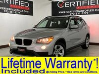 BMW X1 SDRIVE28i NAVIGATION PANORAMIC ROOF REAR PARKING AID POWER LEATHER SEATS BL 2015