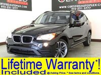 BMW X1 XDRIVE28i AWD Sport Package Navigation Rear Camera Front And Rear Parking A 2015