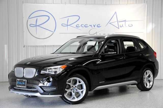 2015 BMW X1 sDrive28i Pano Sport Navi Backup Camera The Colony TX
