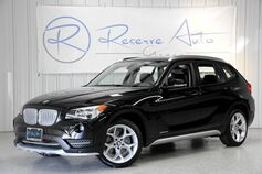 2015 BMW X1 sDrive28i Pano Sport Navi Backup Camera