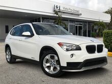 2015_BMW_X1_sDrive28i_ Coconut Creek FL