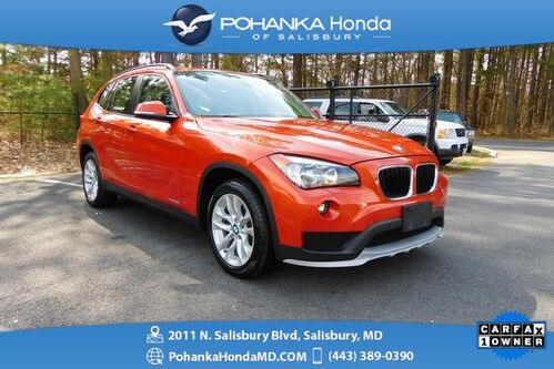 2015_BMW_X1_xDrive28i AWD ** PANORAMIC MOONROOF ** 1 OWNER **_ Salisbury MD
