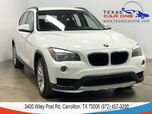 2015 BMW X1 xDrive28i AWD COLD WEATHER PKG LEATHER HEATED SEATS BLUETOOTH PUSH BUTTON START