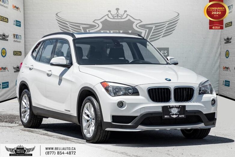 2015 BMW X1 xDrive28i, AWD, NO ACCIDENT, PANO ROOF, SENSORS, BLUETOOTH Toronto ON