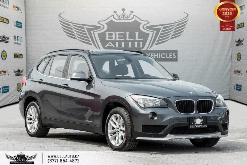 2015 BMW X1 xDrive28i, AWD, PANO ROOF, MEMO SEAT, PARK ASST