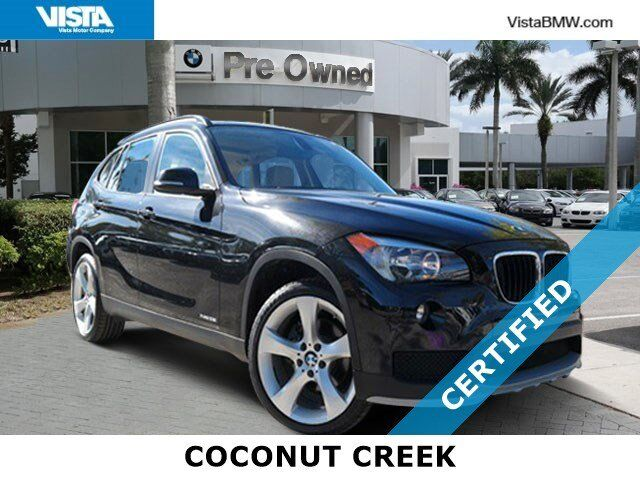 2015 BMW X1 xDrive28i Coconut Creek FL