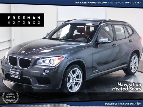 2015_BMW_X1_xDrive28i M Sport Back-Up Cam Nav Pano Htd Seats_ Portland OR