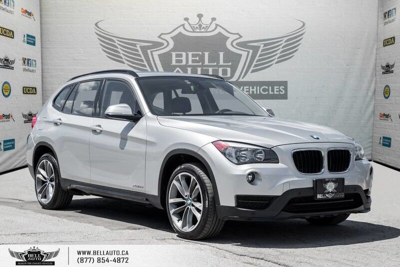 2015 BMW X1 xDrive28i, NO ACCIDENT, AWD, PANO ROOF, BLUETOOTH, PUSH START