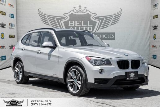 2015 BMW X1 xDrive28i, NO ACCIDENT, AWD, PANO ROOF, BLUETOOTH, PUSH START Toronto ON