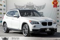 BMW X1 xDrive28i, NO ACCIDENT, AWD, PARK ASST, PANO ROOF, BLUETOOTH 2015