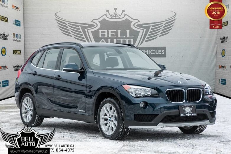 2015 BMW X1 xDrive28i, PANO ROOF, LEATHER, PUSH START, HEATED SEATS Toronto ON