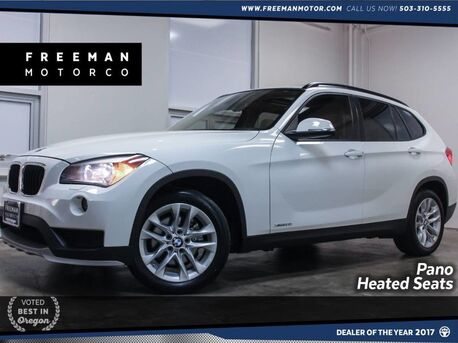 2015_BMW_X1_xDrive28i Pano Heated Seats 31K Miles_ Portland OR