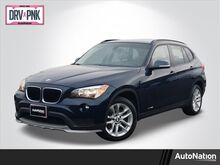 2015_BMW_X1_xDrive28i_ Roseville CA
