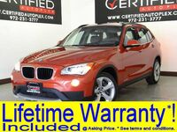 BMW X1 xDrive35i ULTIMATE PKG NAVIGATION PANORAMA ROOF LEATHER HEATED SEATS REARVIEW CAMERA 2015