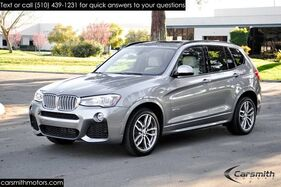 2015_BMW_X3 3.5i with M Sport Pkg and Loaded MSRP $60,175_Rare Dynamic Handling Pkg/Tech/Driver Assistance_ Fremont CA