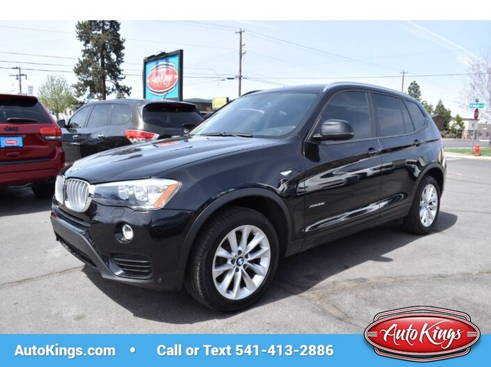 2015 BMW X3 AWD xDrive 28i Premium Bend OR
