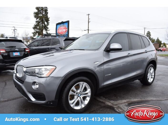 2015 BMW X3 AWD xDrive 35i w/Tech Pkg Bend OR