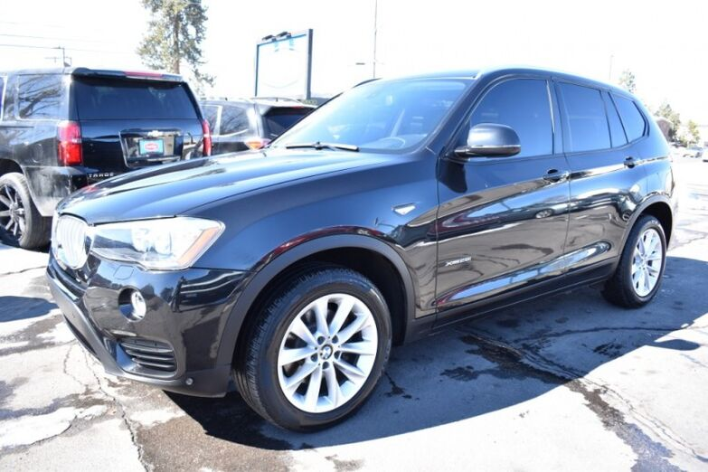 2015 BMW X3 AWD xDrive28i Premium Bend OR