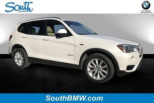 2015_BMW_X3_sDrive28i_ Miami FL