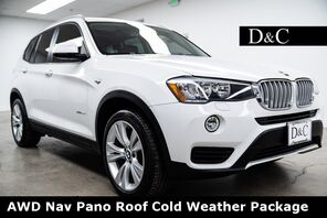 2015_BMW_X3_xDrive28d_ Portland OR