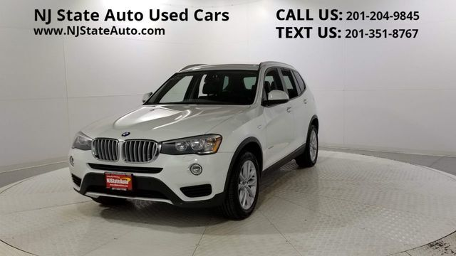 2015 BMW X3 xDrive28d Jersey City NJ