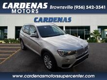 2015_BMW_X3_xDrive28i_ Brownsville TX