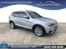 2015_BMW_X3_xDrive28i_ Carrollton  TX