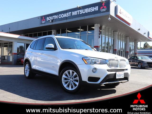 2015 BMW X3 xDrive28i Cerritos CA