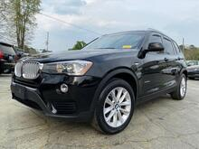 2015_BMW_X3_xDrive28i_ Raleigh NC