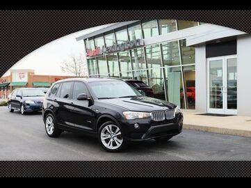 2015_BMW_X3_xDrive28i_ Richmond KY