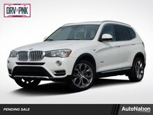 2015_BMW_X3_xDrive28i_ Roseville CA