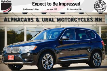 2015_BMW_X3_xDrive28i X-Line_ Boxborough MA