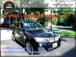 2015 BMW X3 xDrive28i w/ M-Sport Package