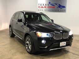 2015_BMW_X3 xDrive35i_AWD PREMIUM PKG XLINE PRO STYLING PKG COLD WEATHER PKG NAVIGATION PANORAMA_ Addison TX