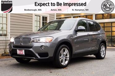 2015_BMW_X3_xDrive35i_ Boxborough MA