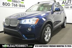 2015_BMW_X3_xDrive35i_ Houston TX