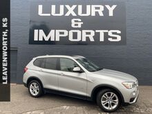 2015_BMW_X3_xDrive35i_ Leavenworth KS