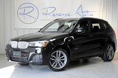 2015 BMW X3 xDrive35i M-Sport Technology Pkg Driver Assist Pkg