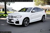 2015 BMW X4 M SPORT AWD LOADED MSRP $56,825 xDrive28i One Owner/CA Car/Tech and Driver's Assistance