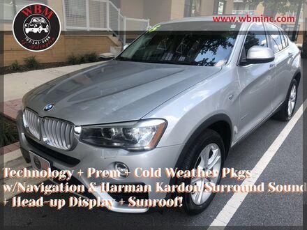 2015_BMW_X4_xDrive28i_ Arlington VA