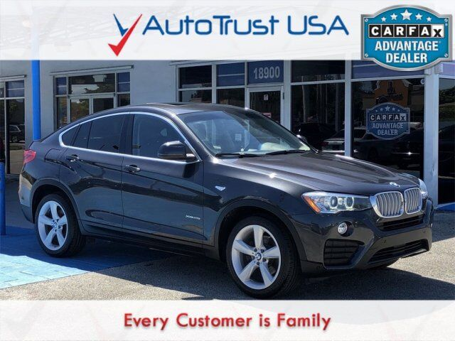 2015 BMW X4 xDrive28i Miami FL