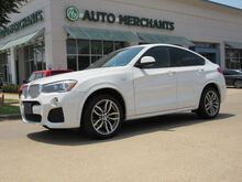 2015_BMW_X4_xDrive28i NAV, HTD STS/STEERING, SUNROOF, PWR LIFT, BLUETOOTH, PUSH BUTTON, BACKUP CAM, M-SPORT_ Plano TX