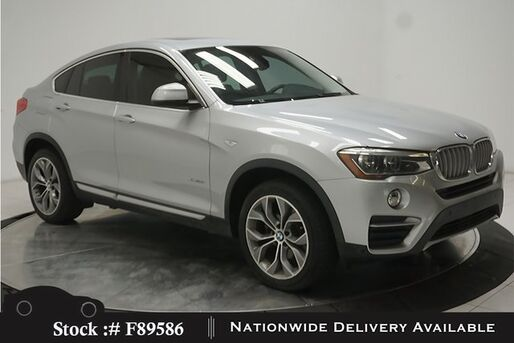 2015_BMW_X4_xDrive28i X LINE,CAM,SUNROOF,HTD STS,HID LIGHTS_ Plano TX